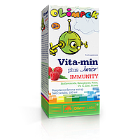 Витамины и минералы Olimp Vita-Min plus Junior immunity 150 ml