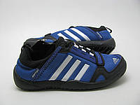Кроссовки Adidas daroga синие / мужские кроссовки / сетка / текстиль