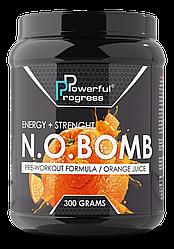Предтреник Powerful Progress N. O. BOMB 300 г