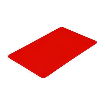 Чехол накладка для Apple Macbook Air 11.6 цвет Red
