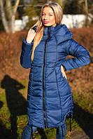 Женская зимняя куртка-пальто 5 цветов новинка!!!!