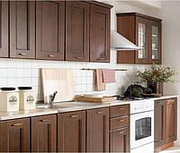 Кухня под заказ в Херсоне из натурального дерева
