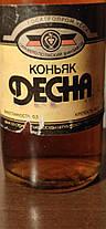 Коньяк 1991 года Десна, фото 3