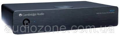 Фонокорректор Cambridge Audio Azur 651P Phono Stage Black