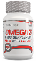 Купить Biotech USA Omega-3, 90 softgels