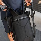 Рюкзак чоловічий міської роллтоп рол SEGA, фото 5