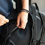Рюкзак чоловічий міської роллтоп рол SEGA, фото 6
