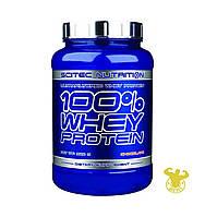 Протеин  100% Whey Protein от Scitec Nutrition (920 грамм)
