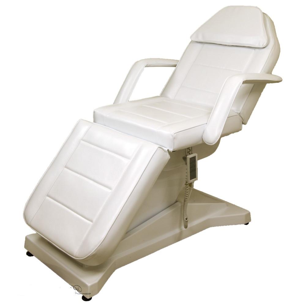Косметологическая кушетка с электро регулировкой кресло для врачей косметологов ZD-836-3