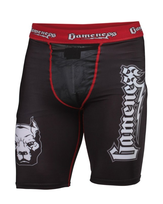 Компрессионные шорты Gameness Under Dog Compression Shorts