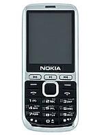 Nokia L200 - 2 сим, металлический мобильный телефон с громким динамиком., фото 1