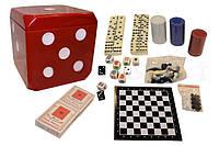 """Игровой набор """"Куб"""" 6 в 1"""