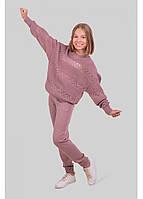 Костюм в'язаний дитячий з штанами розміри від 134 до 152, фото 1
