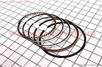 Кольца поршневые 50мм +0,25  на мопед Delta 100 сс