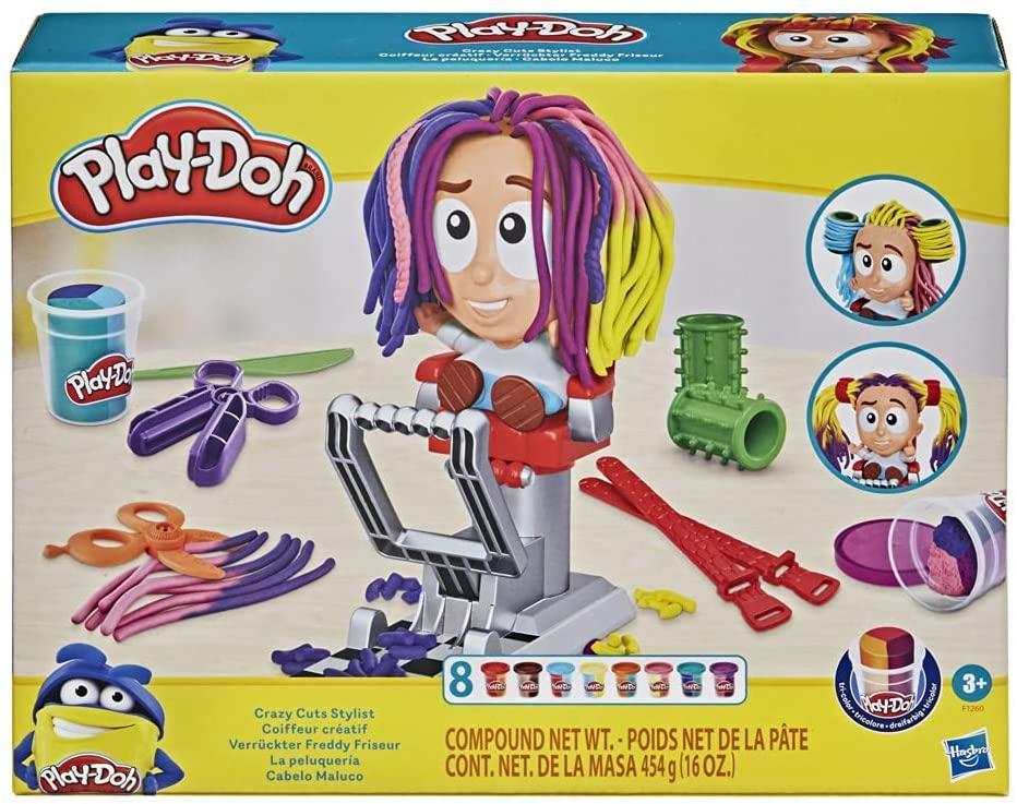 Плей До  Сумасшедший стилист Play-Doh