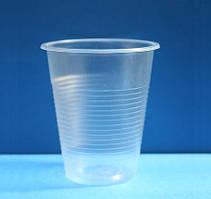 Пластиковый стакан 160мл