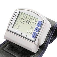 Цифровой тонометр Automatic Blood Pressure / Автоматический тонометр на запястье! В топе
