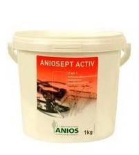 Средство для дезинфекции Аниосепт Актив Anios 1 кг