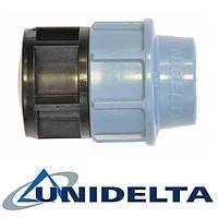 Заглушки зажимные Unidelta