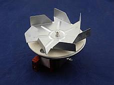 Вентилятор обдува духовки универсальный, высота вала H=28 мм., фото 2