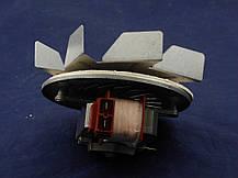 Вентилятор обдува духовки универсальный, высота вала H=28 мм., фото 3
