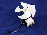Двигатель вентилятора обдува NO FROST с крыльчаткой (С00283664)