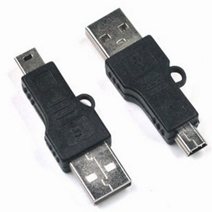 Адаптер USB к мини USB 2