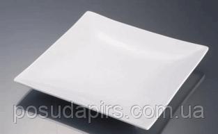 """Тарілка квадратна 6"""" (15см) без борту F0007-6"""