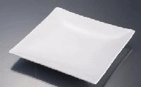 "Тарелка квадратная 10"" (25,5 см) без борта F0007-10"