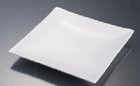 "Тарелка квадратная 6"" (15см) без борта F0007-6"