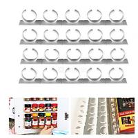 Универсальный кухонный органайзер специй соусов для шкафов и холодильников Clip n Store! В топе