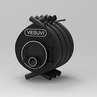 Буллерьян VESUVI CLASSIC со стеклом / печь отопительная