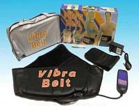 Пояс для похудения Вибро белт с нагревом Vibra belt, фото 1
