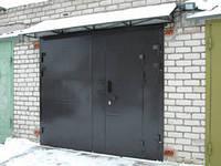 Ворота и двери в гараж под заказ в Херсоне