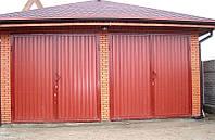 Большие ворота на склад Херсон заказ