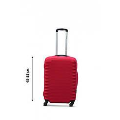 Чохол на валізу з дайвінгу S маленький червоний