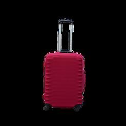 Чохол на валізу з дайвінгу S маленький бордо