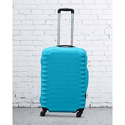 Чохол на валізу з дайвінгу S маленький бірюзовий
