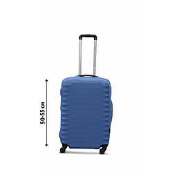 Чохол на валізу з дайвінгу S маленький джинс