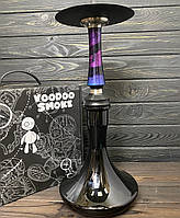 Кальян Voodoo Smoke Down - Cosmo з колбою Craft чорна