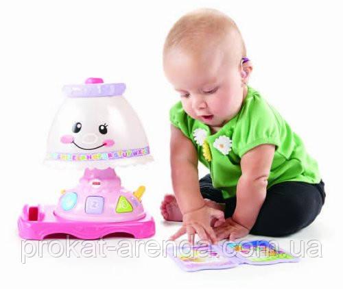 "Развивающая игрушка от Fisher-Price "" Лампа"""