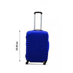 Чохол на валізу з дайвінгу М середній електрик