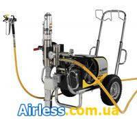Гидропоршневой окрасочный агрегат высокого давления HeavyCoat 940 G
