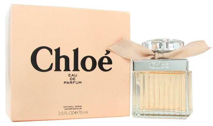 516eb5afd19e Женская парфюмированная вода Chloe Eau de Parfum, 75 мл недорого ...