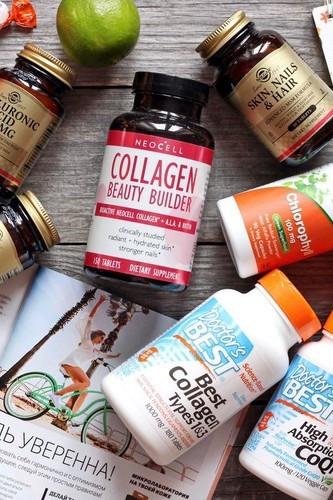 Витамины, добавки и спортивное питание