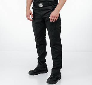 """🔥 Тактические штаны-брюки """"Conqustador"""" (черные) штаны, нацгвардии, всу, милитари, боевые, карго"""