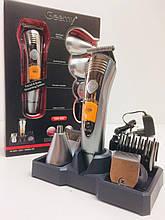 Машинка для стрижки PROGEMEI GM-580 волосся+Бритва Тример 7 in 1