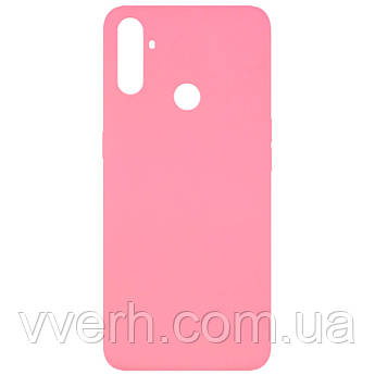 Чехол Silicone Cover Full without Logo (A) для Realme C3