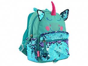 Рюкзак дошкільний Yes Unicorn 1 відділення,3 кишені K-19/556537