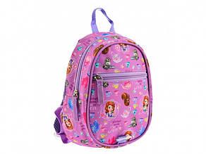 Рюкзак дошкільний 1 Вересня Sofia K-31 1 відділення,1 кишеня 556839